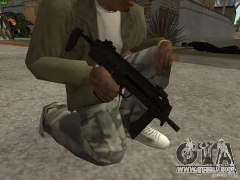 MP7 for GTA San Andreas second screenshot