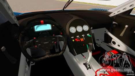 Bugatti Veyron 16.4 Body Kit Final for GTA 4 back view