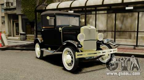 Ford Model T 1926 for GTA 4