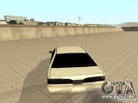Fortune by Foresto_O for GTA San Andreas back left view