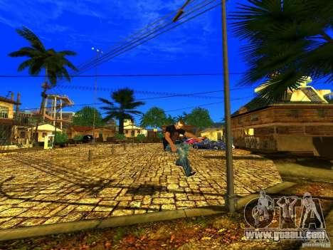 Amazing Screenshot 1.0 for GTA San Andreas second screenshot