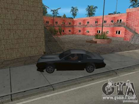New textures of Los Santos for GTA San Andreas seventh screenshot