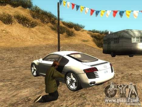 Life situation for GTA San Andreas