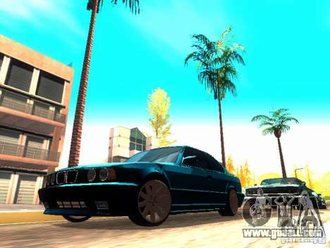 BMW 535i E34 for GTA San Andreas