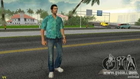 Tommy HQ Model for GTA Vice City fifth screenshot
