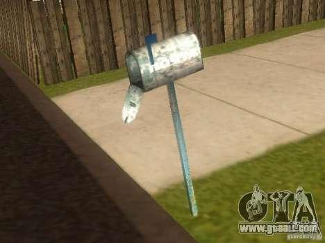 Village Stepanovo for GTA San Andreas forth screenshot