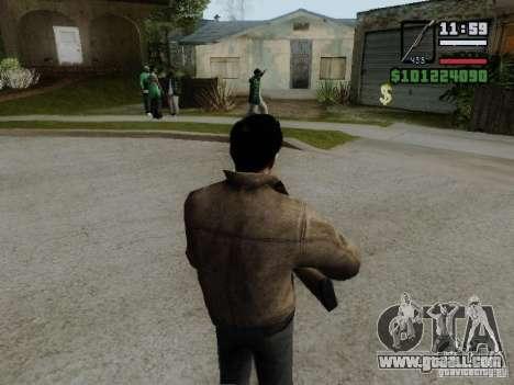 Vito Skalleta for GTA San Andreas second screenshot