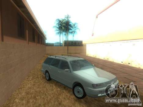Volkswagen Passat B4 Variant for GTA San Andreas