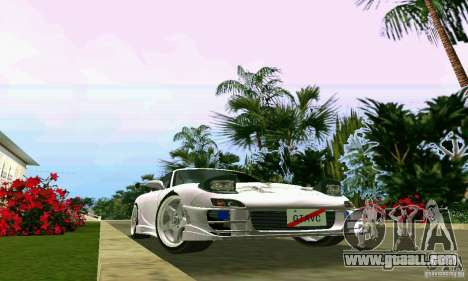 Mazda RX7 tuning for GTA Vice City inner view