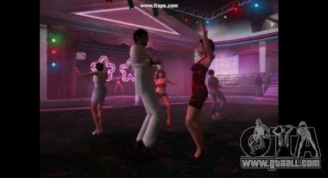 Dance mod for gta vice city for GTA Vice City forth screenshot
