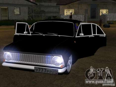 Moskvitch 408 Extra Style for GTA San Andreas left view