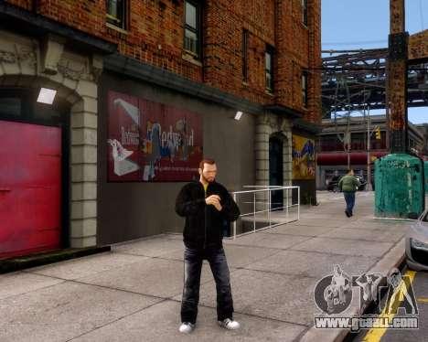 Jacket Jacket for GTA 4 forth screenshot