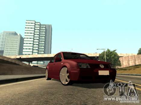 Volkswagen Bora DUB for GTA San Andreas