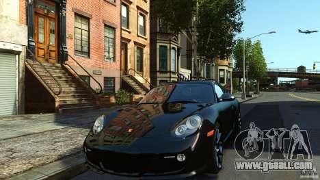 PhotoRealistic ENB V.2 Mid End PCs for GTA 4