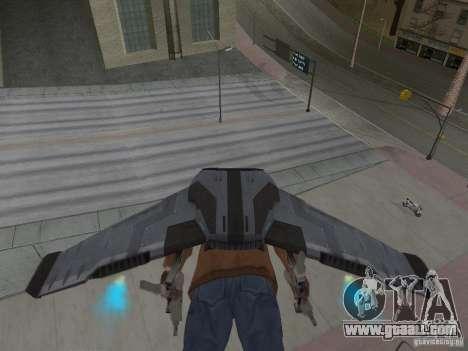 JetWings Black Ops 2 for GTA San Andreas forth screenshot