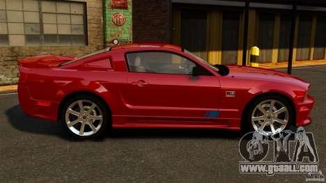 Saleen S281 Extreme v1.5 for GTA 4 left view