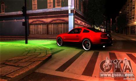 Real HQ Roads for GTA San Andreas ninth screenshot