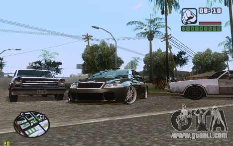 ENBSeries By VadimSpiridonov v.0.2 for GTA San Andreas