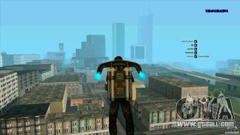 Ed Hardy for GTA San Andreas forth screenshot