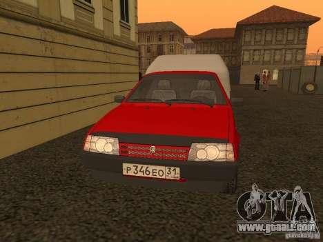 2347 to IPOS for GTA San Andreas left view