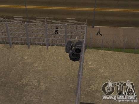 Bus Park version v1.2 for GTA San Andreas third screenshot