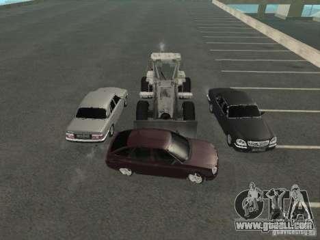 GAZ Volga 31105 for GTA San Andreas side view