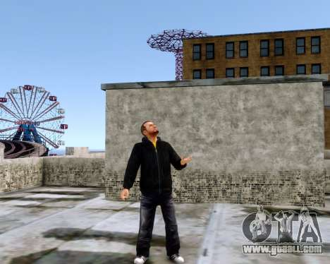 Jacket Jacket for GTA 4