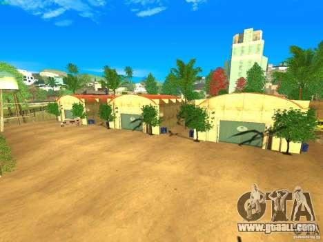 New Studio in LS for GTA San Andreas third screenshot