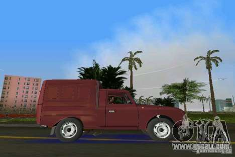 IZH 2715 for GTA Vice City back left view