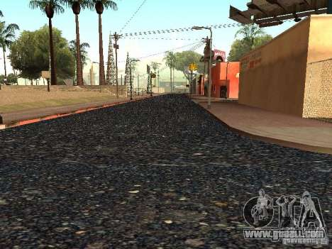 The New Grove Street for GTA San Andreas eighth screenshot