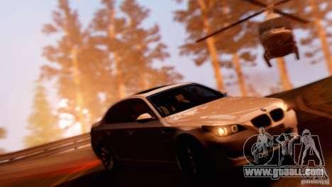 SA Beautiful Realistic Graphics 1.6 for GTA San Andreas tenth screenshot