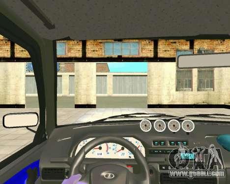 VAZ 2115 for GTA San Andreas