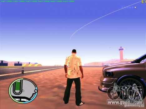 FPS De-Limiter CLEO for GTA San Andreas forth screenshot