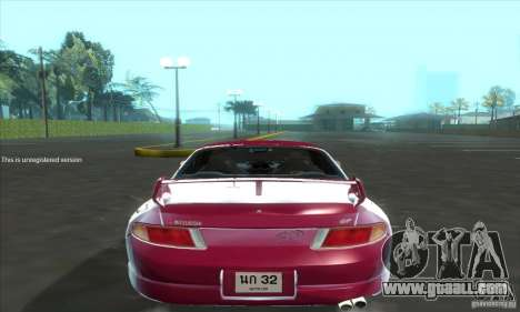Mitsubishi FTO GP Version R 1998 for GTA San Andreas right view