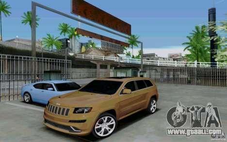 Parking (fee required) for GTA San Andreas sixth screenshot