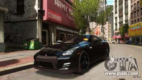 PhotoRealistic ENB V.2 Mid End PCs for GTA 4 fifth screenshot