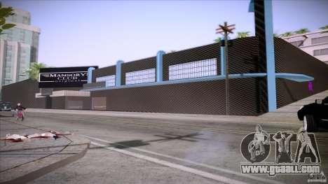 Mansory Club Transfender & PaynSpray for GTA San Andreas fifth screenshot