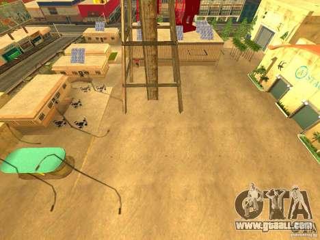 New Studio in LS for GTA San Andreas eighth screenshot