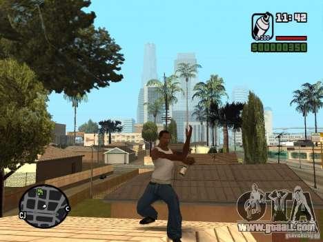 Spray Can for GTA San Andreas third screenshot