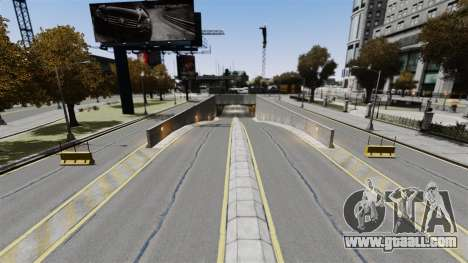 Street racing for GTA 4 forth screenshot