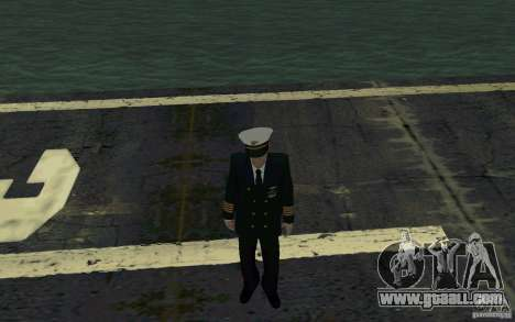 Admiral HD for GTA San Andreas second screenshot