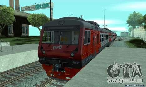 CFR ÈD4M-0431 for GTA San Andreas