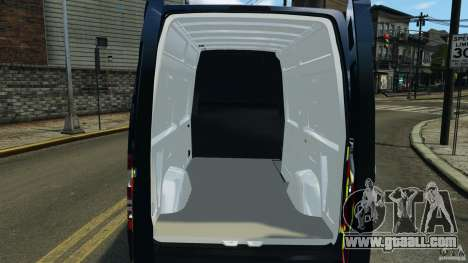 Mercedes-Benz Sprinter Police [ELS] for GTA 4 side view