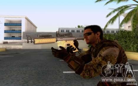 David Mason for GTA San Andreas fifth screenshot