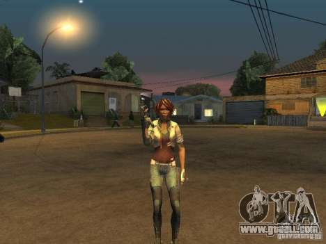 Remember Me Nilin for GTA San Andreas