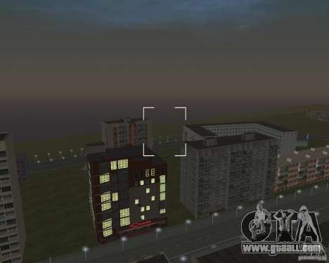 Nižegorodsk v0.5 BETA for GTA San Andreas third screenshot