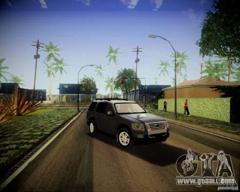 Ford Explorer for GTA San Andreas