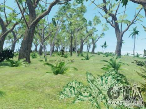 Lost Island IV v1.0 for GTA 4