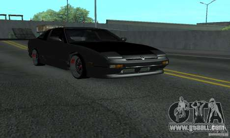 Nissan 200SX Turbo for GTA San Andreas right view