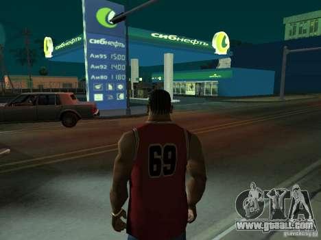 Russian House 2 for GTA San Andreas second screenshot